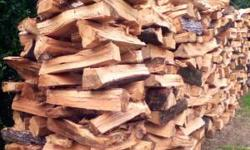 Hardwood firewood for sale to Macon/Warner Robins area. October 2011 cutting, 46 cu ft trailer load, same as pickup truck load (more than 1/3 cord) delivered and stacked, $65 Random lengths from 16-24