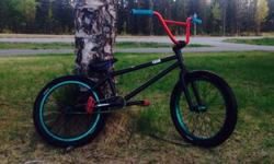 I got a 2014 fit bmx bike really great shape! Asking 350 Obo Callie text anytime 9072520811