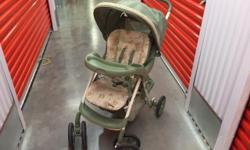 1 - GRACO STOLLER - WHINNEY THE POOH - $25.00 1 - Beginner playpen complete with mattress cover and sheets - 25.00 in original box 1 - Space Saver high chair with seat cover and straps - 10.00