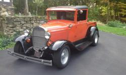Built as a daily driver, not show truck. Many upgrade's to electrical, plumbing, brakes and more. Chevy 350 from 72 3/4 ton truck, 350 turbo tran. With Ford 8 inch rear end. Any questions e-mail me or