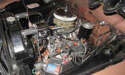 I am selling my 1951 ford flathead engine with less than 4000 mile on the rebuild, comes with the 3 speed tranny, and all of the original parts that were removed, Has fenton aluminum heads and a holly