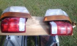 I have several sets of headlights and taillights for sale.  00 Ford Ranger Headlights and Taillights, 40 each set, Turn Markers, 30. 99/00 Ford F150, Headlights and Taillights, 50 each set, Marker Lig