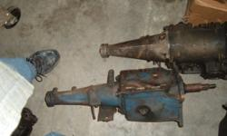 This is a very good condition Ford toploder 4 speed, it is the broad ratio. Original tag on side is HEHP this returns as a 1964 mustang I will inspect and update however I believe it has the big outpu