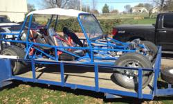 For SELL 08 4 seater dune Buggy, It's in great shape no issues except for the speed odometer doesn't work. Other than that it has the VW engine, 4 cylinder, brand new tires , seats in great shape 4 sp