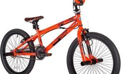 Brand New KENT FS20 FreeStyle X Games Dirt Bike Guaranteed Best Price Ride in style and safety with the X-Games FS20 Boys BMX Bicycle! Get the X-Games 20'' FS20 Boys BMX Bicycle for an smooth and safe