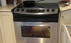 This is a GE Profile top of the line convection oven Mint Condition