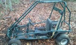 Frame only. No motor. Solid frame not rusted out. It is what it is. Gocart gokart go kart 478-244-7354 call anytime Location: Perry