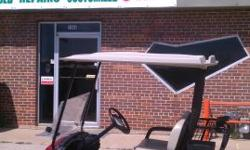 07 Yamaha - Drive Series- these are northern carts. Charger is included. We can add head and tail lamps for $200 or add a rear seat for $400. We also have a lot of other golf cart accessories. Call Jo