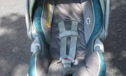 GRACO MATCHING SET $200 Graco Pack n Play Play Yard with Newborn Napper, Graco Silouette Infant Swing, & Graco Snug Ride Classic Connect 35 Infant Car Seat. Matching Set.  Will sell as a set or indivi