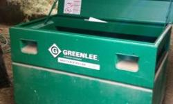 Greenlee 6802 ultra tugger cable puller. Great used condition, stored inside. Contact for more details or pick up information. Thanks for looking!