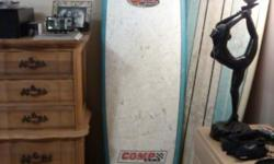 I have a 2013 Gt epoxy surfboard for sale that I bought from the original owner, it looked brand new when I got it and wasn't even waxed. I have surfed it two or three times and it is a great little b