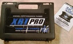 For sale: H&S XRT Pro. This tuner was used for a 2010 Ford F250 6.4L Powerstroke. However, I was unable to get the VIN unlocked before I sold the truck. I understand that these can be unlocked from th