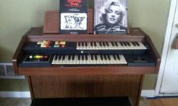 Hammond organ piano in Grayson area.  Well taken care of.  Pick up asap!