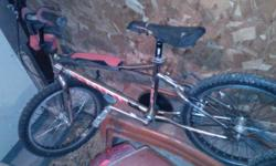 Have an older  late 90s bike haro group 1 bmx bike with after market parts an weren't cheap has a 3 piece profile crank s&m pedels odyssey sprocket alex rims Odyssey seat haro 2k bars lizard skin pads