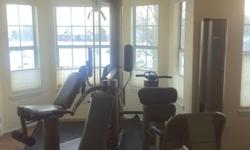 Vectra On-Line 1500 Home Gym Excellent Condition and a great deal! Very lightly used. 1500 has 3 stations and 215 stack with several attachments. Check out pictures and contact me with any questions.