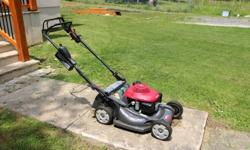 MSRP $799http:// powerequipment.honda.com/lawn-mowers/models/hrx217hyaFEATURESSelf-propelled, hydrostatic Cruise Control: Honda's hydrostatic Cruise Control allows accurate speed control that's fully