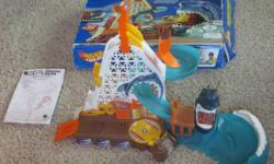 View pics for a few of the Hot Wheels Track sets that are all set for sale. There are others that are also prepared, plus some that are in-process. Every little thing shown and/or noted as all set has