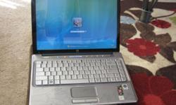 Made use of, HP Pavillion 4GB Laptop, Windows Vista Home Premium, 2007 Copyright, HP PavilionDv4 Notebook PC, AMD Turion X2 Ultra Dual Core Mobile ZM-82 2.20 GHz. 4GB, 64 Bit Operating System, DVD & &