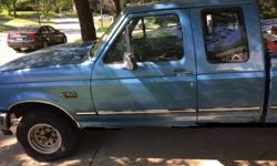 i have a 1993 ford f150 ex truck for sale asis price 800 no title .it was drove to my home an the guy just left it.its been her for 15 months.to get a another title the bmv told me to go to the court
