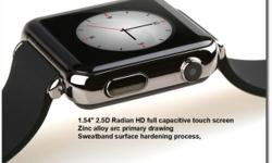 Original iRadish Y6 Smartwatch Bluetooth Camera SIM card slot Android and IOS Specifications Basic Information Brand: Iradish Type: Watch Phone CPU: MTK6260A External memory: TF card up to 32GB (not i