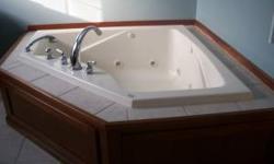 3 3 8 Quot Tm Clawfoot Tub Faucet W Shower Riser Enclosure Kit