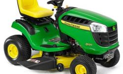 Delivery within 7-10 days by a local John Deere representative. At Delivery the customer will be taught by John Deere how to operate and maintain the mower. The John Deere 42 in. 21 HP Hydrostatic Fro