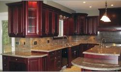 sold wood cabinets lots of colors to choose from ready to be install tommorrow buy today install tommorrow all our cabinets warranty for 5 years free granite counter top with your order and free kitch