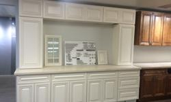 Thanks for your time to read the ad on Craigslist.We are the KITCHEN/VANITY CABINETRY AND QUARTZ Manufacture direct wholesaler warehouse in El Monte area.WE DO WHOLESALE TO PUBLIC/OPEN 2 PUBLICBUY DIR