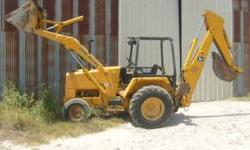 Large Construction & Farm Equipment Auction-Saturday, March 24th @ 10:00 A.M., Robstown, Texas (Selling for 2 banks & other consignors). Dozers, Backhoes, Landscaping rigs, Snorkel & Regular Forklifts