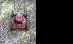 craftsman 6.0. got a new one and don't need this one anymore please respond by email or call 941-779-8747 serious inquires only please Location: bradenton