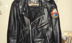 Harley Davidson Leather Shirt - (Duluth) for Sale in Duluth