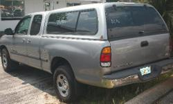 LEER TOPPER FITS 2001 TOYOTA TUNDRA $300 FIRM LOOK ALL THE RESR $500 TO $900 407-913-8638  OR 407-353-2252