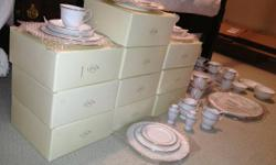 BETTER HURRY ... THE LIST IS GETTING SMALLER.  I have all the following Lenox Federal Platinum China Dishes which are all brand brand-new and never ever utilized at all and I am offering everything ha