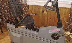 -PRE-OWNED ITEM!-. LIFECYCLE 9500HR RECUMBENT BIKE. Life Fitness Lifecycle 9500HR Recumbent Bike can handle the day-to-day roughness of the most requiring environement due to the fact that of the dura