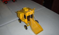 MY COLLECTION OF DOEPKE AND SM CONSTRUCTION TOYS IS SELLING FAST SO IF YOU COLLECT SAME SEE MY AD FOR THE REMAINING INVENTORY OF TOYS. DOEPKE MODEL 2002 CONCRETE MIXER $250 GREAT ORIGINAL CONDITION DO
