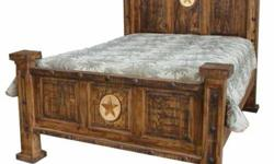 Lone Star Rustic Bedroom Set For Sale In Austin Texas Classified
