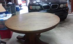 Type: Furniture Type: Antiques Hi Everyone, I am shiftng my home so i am looking to sell an Antique table made of Oak wood, Interested can contact through email katrinachapa7@gmail.com or contact at 6