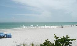 Island Gulf Resort, Madeira Beach Check In: March 19 Check Out: March 26 1 Bedroom 1 Bath, sleeps 4 This condo is beachfront has a private balcony that overlooks the beach. Full kitchen and washer/dry