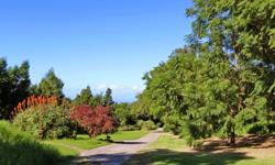 Incredible opportunity to acquire one of Mauis historic Kamaaina properties! Peacefully situated on 10 sprawling acres with majestic ocean and mountain views, this unique upcountry property includes F