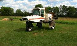 Melro 220 / Spra-coupe Year 1985 50' boom w/200 gallon tank Runs good This posting is for a friend I will not respond to email For more information contact Chuck Perry 1-205-242-1992 Work schedule is