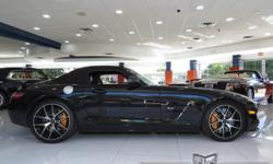 This 2015 Mercedes-Benz SLS AMG GT 2dr 2dr Roadster SLS AMG GT Final Edition features a 6.2L 8 CYLINDER 8cyl Gasoline engine. It is equipped with a 7 Speed Automatic transmission. The vehicle is Obsid