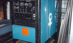 Miller Syncrowave 250 TIG Welder This machine has 47 hours of total welding time since new. A military type log was kept with this welder to record use time. Time was logged every 15 minutes. I sold t