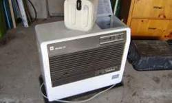 Monitor 20 kerosene heater I took out of a remodel job. I have two myself. Puts out great heat for large rooms, shop, garage, or store. You can set the temp and times, and it does the rest. Has a fuel