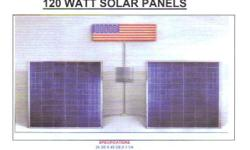 ***  SOLAR ELECTRIC  PRICE  BREAK  THRU  ***   AUTOMOTIVE, TRUCK, MARINE, RV, GOLF CART   SPECIAL $1.50 PER WATT SOLAR PANELS IN STOCK FOR CASH AND CARRY. &nbsp