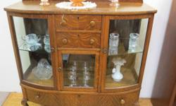 Come see our excellent 1500 sq ft display room ** 5 Dealers at 622 Route 17M (North Street) Middletown, NY 10940 Phone. program contact information.   ** Antique Oak Buffet on sale NOW $275.00 **.  Lo