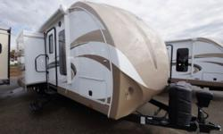 GREAT FAMILY CAMPER - OUTDOOR KITCHEN - BATHROOM ACCESSIBLE FROM OUTSIDE!! Cruiser Enterra 312SBH Layout The 2014 Enterra 312SBH travel trailer comes with three slides and a bunkhouse floor plan. The