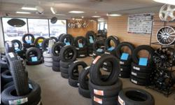 205/55/16 Lanvigator. $63 EACH OR $252 SET OF 4 + tax.  We have the largest choice of utilized tires in the county !!! Starting at just $40.00 SET UP !!! We additionally have one of the most competiti