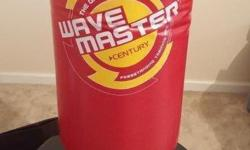 New! Free Standing Century Wavemaster boxing bag. Sand included. 504-621-3443.