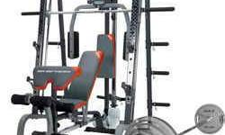 Smith Machine With Weights Greenville Sc For Sale In