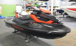 NICE 2011 SEA-DOO RXT-X aS 260 WITH ONLY 76 HOURS! Features include: 260 hp/1,494cc Rotax supercharged 4-TEC marine engine, electronic iBR (Intelligent Brake and Reverse), closed-loop cooling, A.E.S.